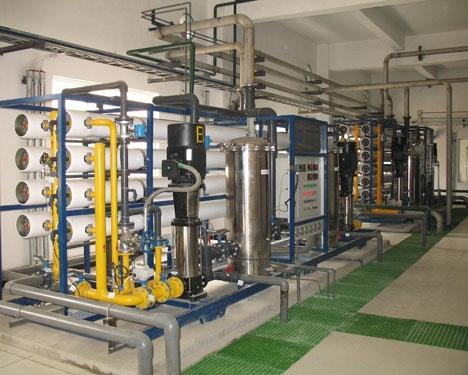 纯水设备优点