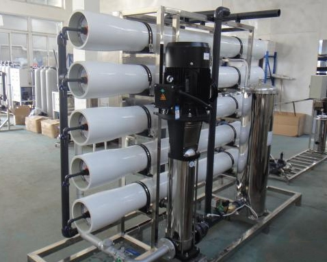 水处理设备安装与使用基本知识