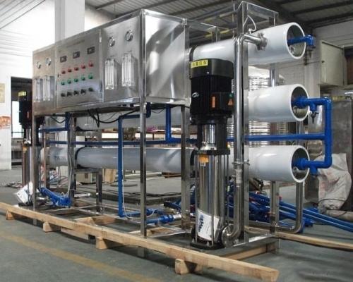 纯水设备反渗透系统设备配置说明