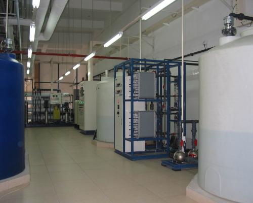 电子工业超纯水